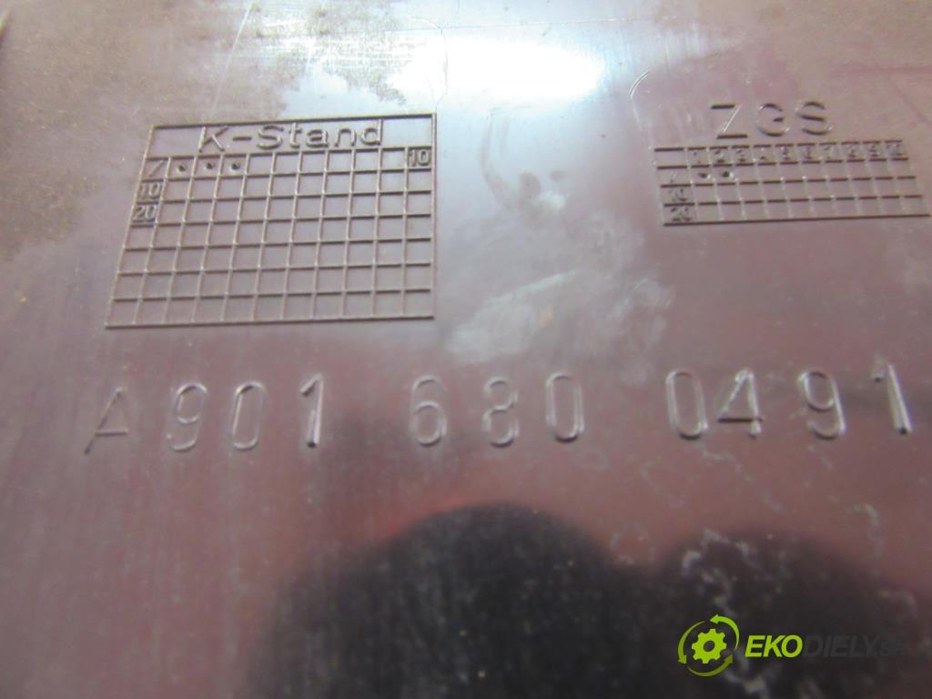 priehradka, kastlík A9016800491 MERCEDES BENZ SPRINTER 3-T (903) 311 CDI OM 611.981  0 0 80,00000000 109 5