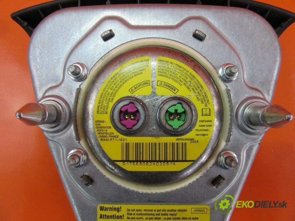 držiak air bag volantu 30615725 VOLVO V50 MW 1.6 D D 4164 T  0 0 81,00000000 110 5