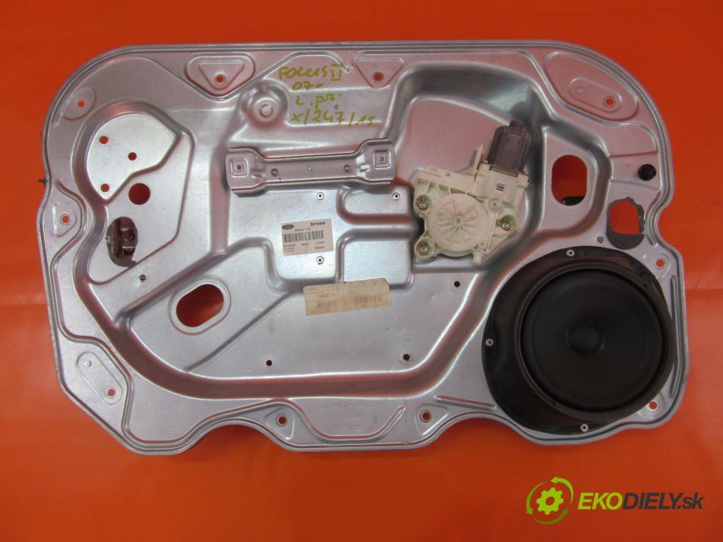 mechanizmus okien - 984557122 FORD FOCUS MK2 II 1.6 16V HWDB, SHDA, HWDA  0 0 74,00000000 100 5