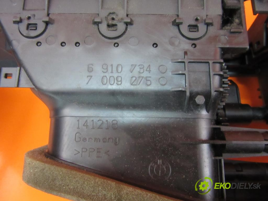 lišta prístrojovky 51457129233 BMW 5 (E60) , (E61) 530 D N57 306 D2  0 0 160,00000000 218 5