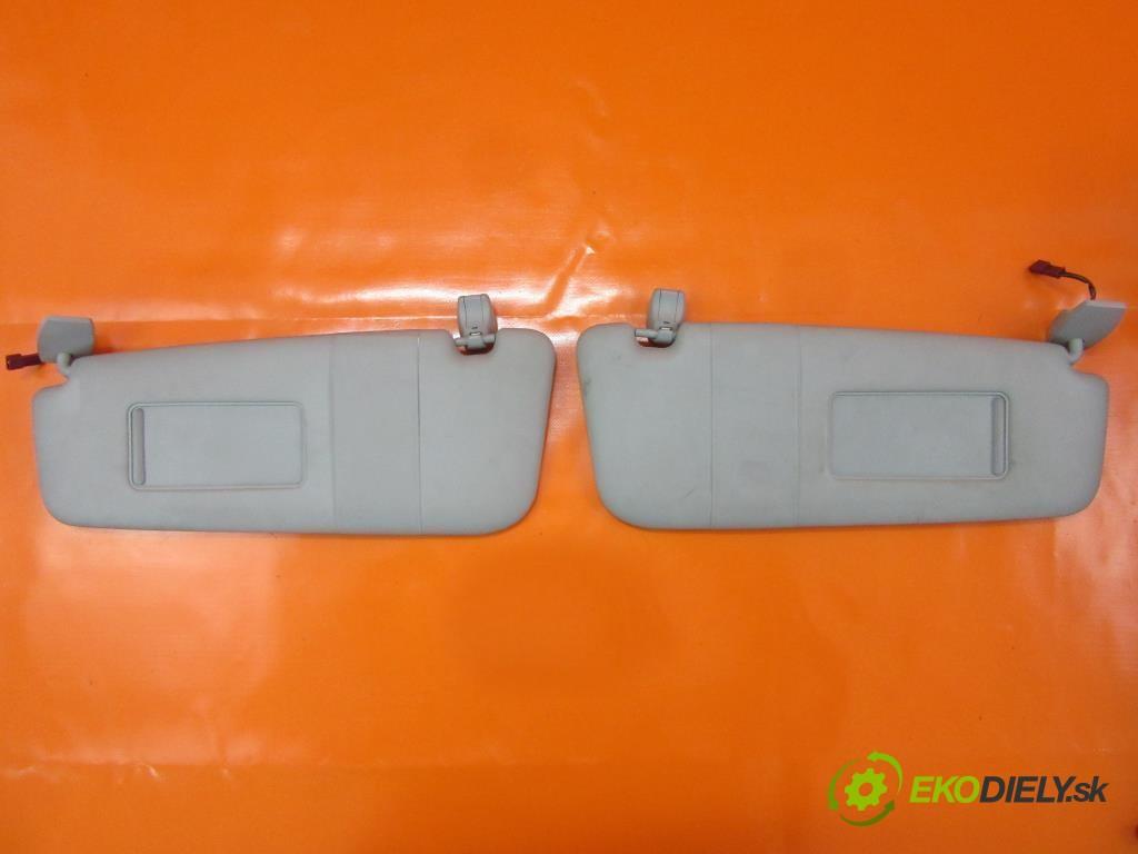 kryty protislnečné  BMW 5 (E60) , (E61) 530 D N57 306 D2  0 0 160,00000000 218 5