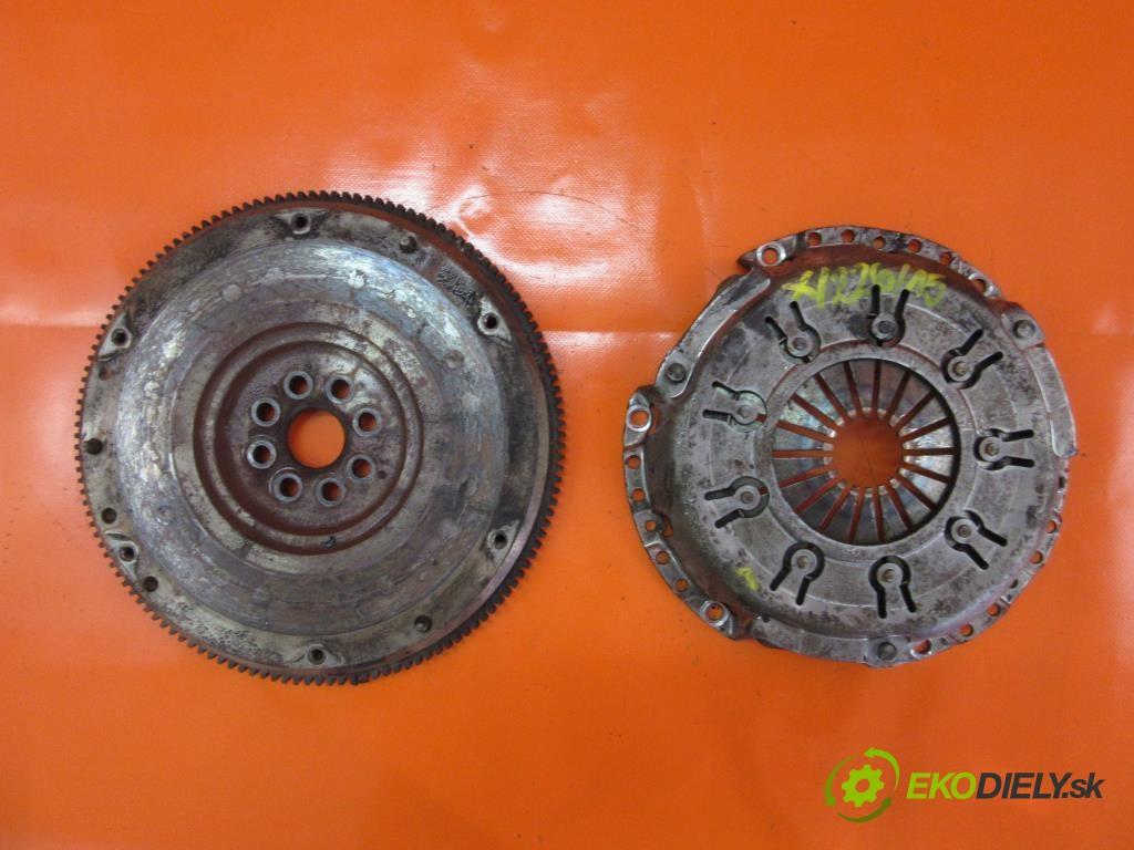 koleso zotrvačníkové 89FF6375AA FORD ESCORT MK7 VII 1.8 D RTH, RTF, RTE  0 0 44,00000000 60 5