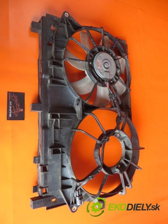 ventilátor chladič vody 163630G060A TOYOTA COROLLA E12 2.0 D-4D 1CD-FTV  0 0 85,00000000 116 5