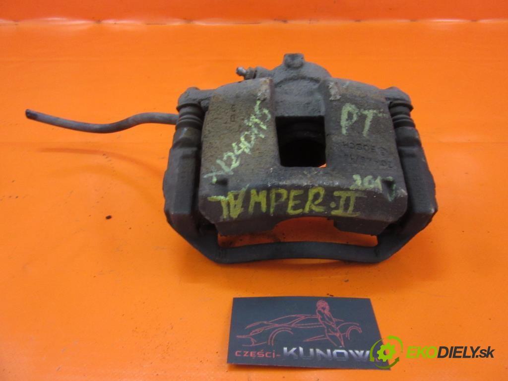 brzdič třmen pt  CITROEN JUMPER II 2.2 HDI 120 4HU (P22DTE)  0 0 88,00000000 120 5