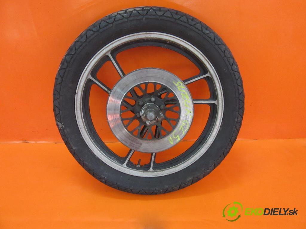 koleso - kola - hliníkové  SUZUKI GS450E 450   0 0 19,00000000 27 3