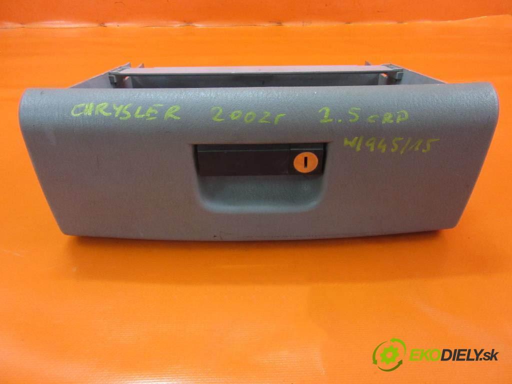 přihrádka kastlík 812590AC CHRYSLER VOYAGER IV (RG) 2.5 CRD ENC  0 0 105,00000000 141 5