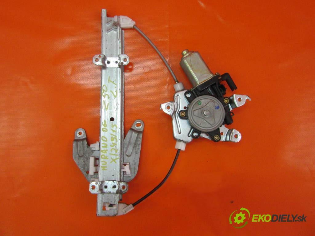 mechanizmus okien - 8073189915 NISSAN MURANO (Z50) 3.5 V6 4X4 VQ35DE  0 0 172,00000000 234 5