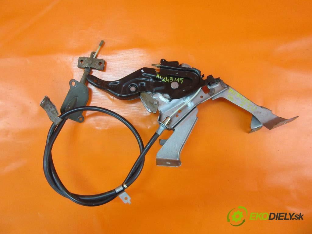 pedal brzdy  NISSAN MURANO (Z50) 3.5 V6 4X4 VQ35DE  0 0 172,00000000 234 5