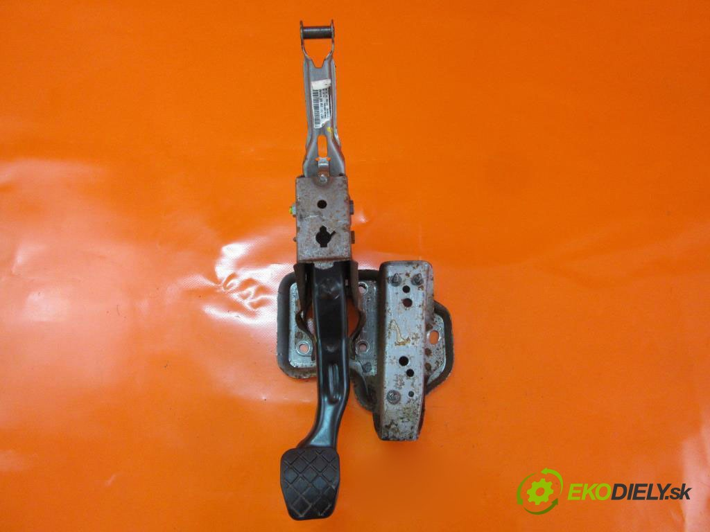 pedal brzdy 6Q1721058BA VW POLO IV 1.9 TDI AXR, ATD, BMT  0 0 74,00000000 101 5