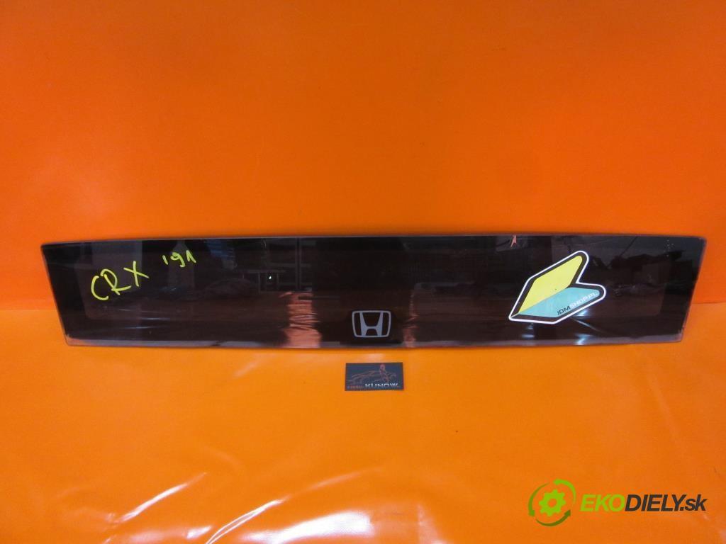 okno zad kapota  HONDA CRX II 1.6 I 16V VTEC (EE8) B16A1  0 0 110,00000000 150 3