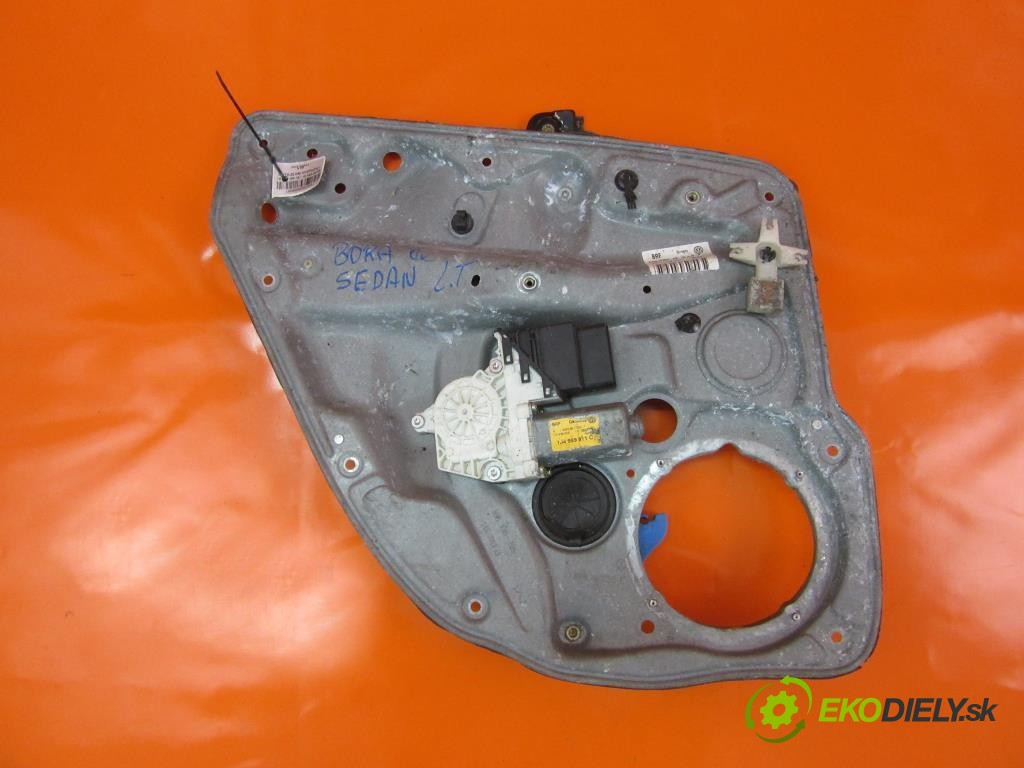 mechanizmus okien - 1J5839729G VW BORA 1.6 AKL, APF, AEH  0 0 74,00000000 101