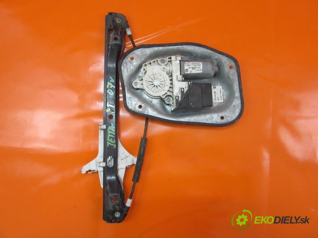 mechanizmus okien pte 1K5839462 VW JETTA V 1.4 TSI CAVD  0 0 118,00000000 160