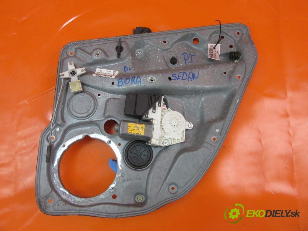 mechanizmus okien pte 1J5839756E VW BORA 1.4 16V BCA, AHW, APE, AKQ, AXP  0 0 55,00000000 75 3