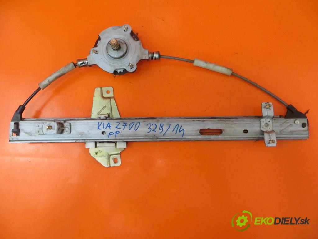 mechanizmus okien ppm  KIA K2700 2.7 D J2  0 0 59,00000000 80 3