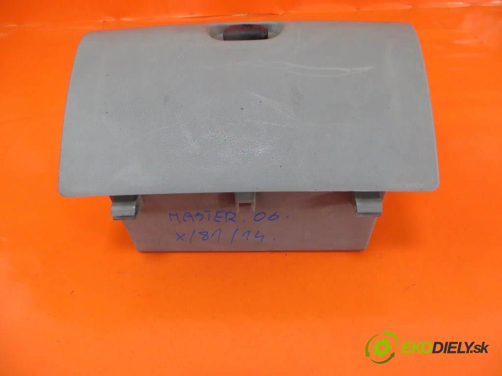 priehradka, kastlík 8200189021 RENAULT MASTER II 3.0 DCI   0 0 100,00000000 136