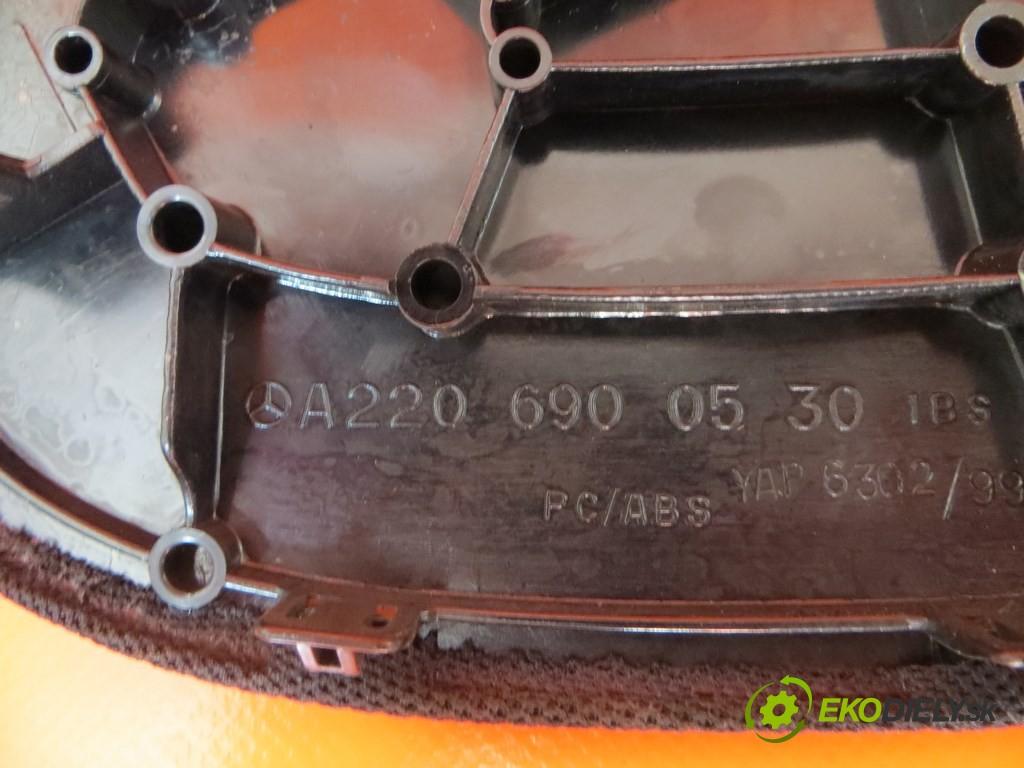 svetlo bŕzd A2206900530 MERCEDES BENZ KLASA S W220 S 400 CDI (220.028, 220.128) OM 628.960  0 0 191,00000000 260 5