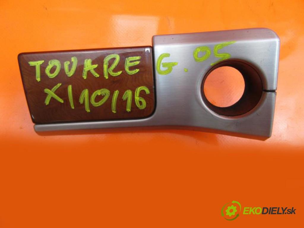 lišta dosky palubnej 7L6857190J VW TOUAREG I 5.0 V10 TDI BLE, BWF, AYH automatic 0 0 230,00000000 313 5