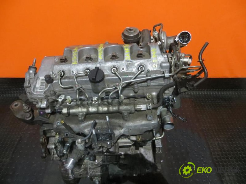 motor diesel 2AD TOYOTA AVENSIS II 2.2 D-4D 2AD-FTV manual 0 6 110,00000000 150