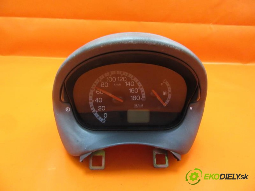 prístrojovka elektrický  FIAT SEICENTO 1.1 (187AXB, 187AXB1A) 176 B2.000, 187 A1.000 manual 0 5 40,00000000 54 3