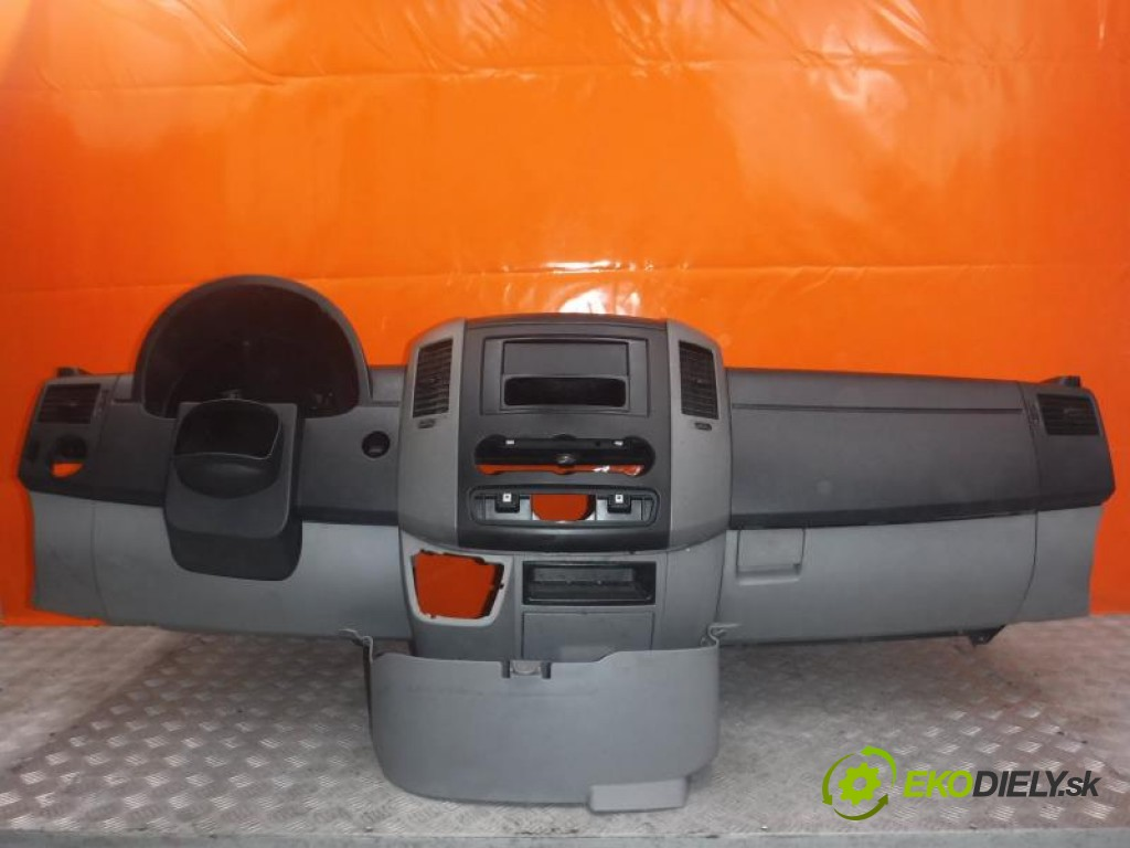 palubovka -  VW CRAFTER 2.5 TDI BJK, CEBB manual 0 6 80,00000000 109