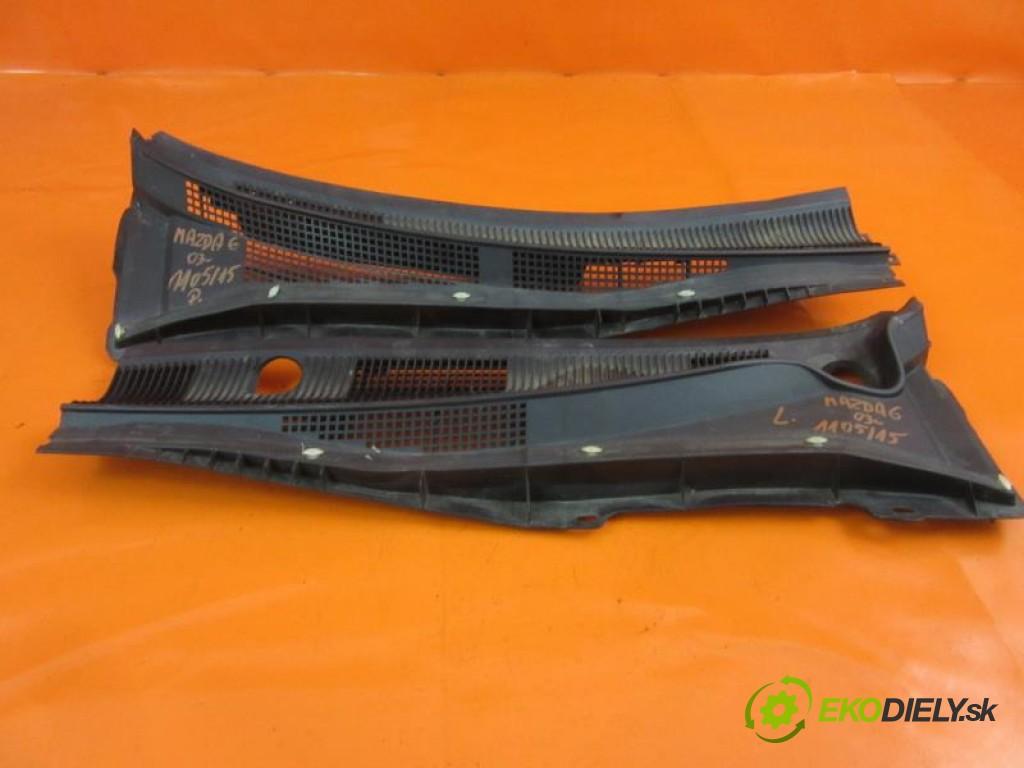 torpédo, plast pod čelné okno GJ6A507P1 MAZDA 6 I 2.0 CITD RF5C manual 0 5 89,00000000 121 5