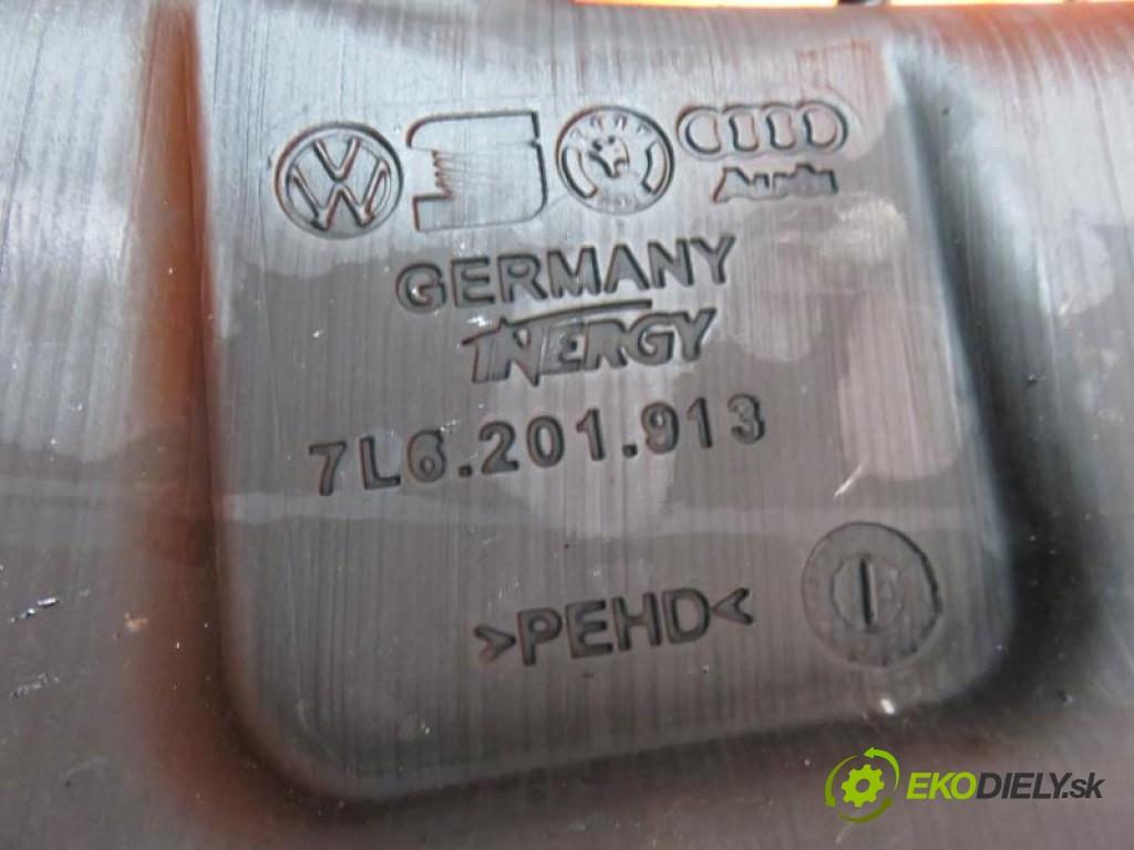 nádržka paliva diesel 7L6201913 VW TOUAREG I 5.0 V10 TDI BLE, BWF, AYH automatic 0 0 230,00000000 313 5