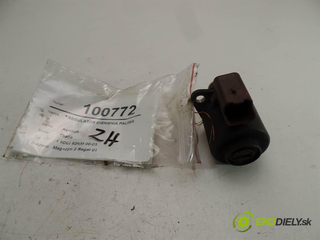 regulátor tlaku paliva 9307-501C07 Renault Thalia       0
