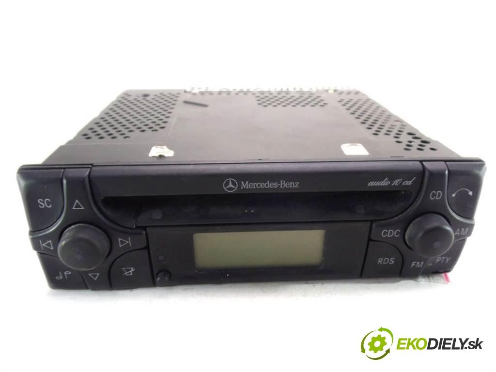 radio A1708200186 Mercedes-Benz        0