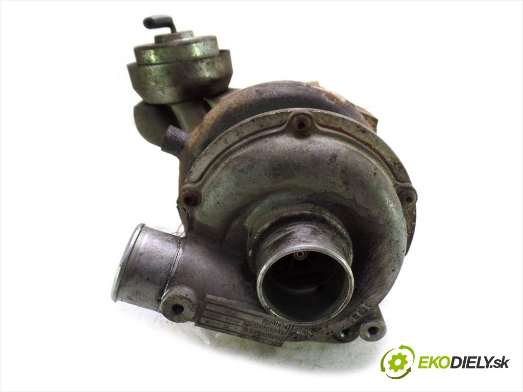 turbodúchadlo,turbo RF5G-209AX Mazda MPV II       0