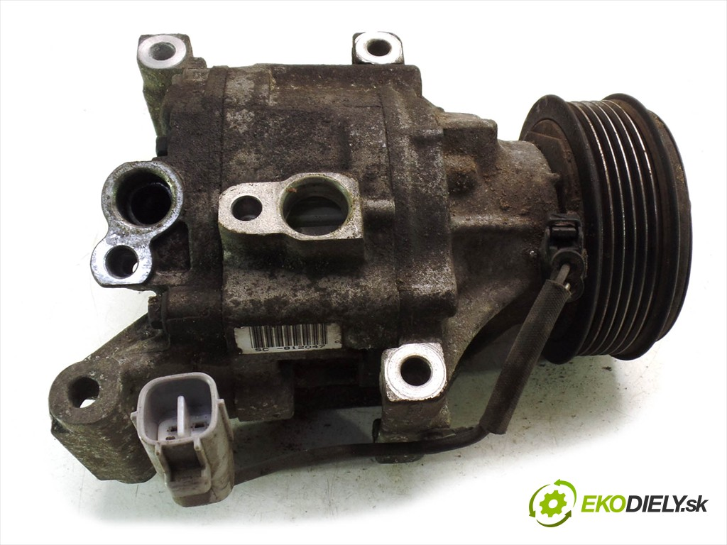 kompresor klimatizace 447260-7090 Toyota Corolla E12       0