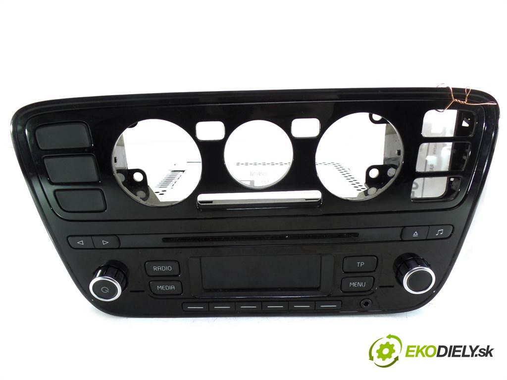 radio 1S0035156 Volkswagen Up       0