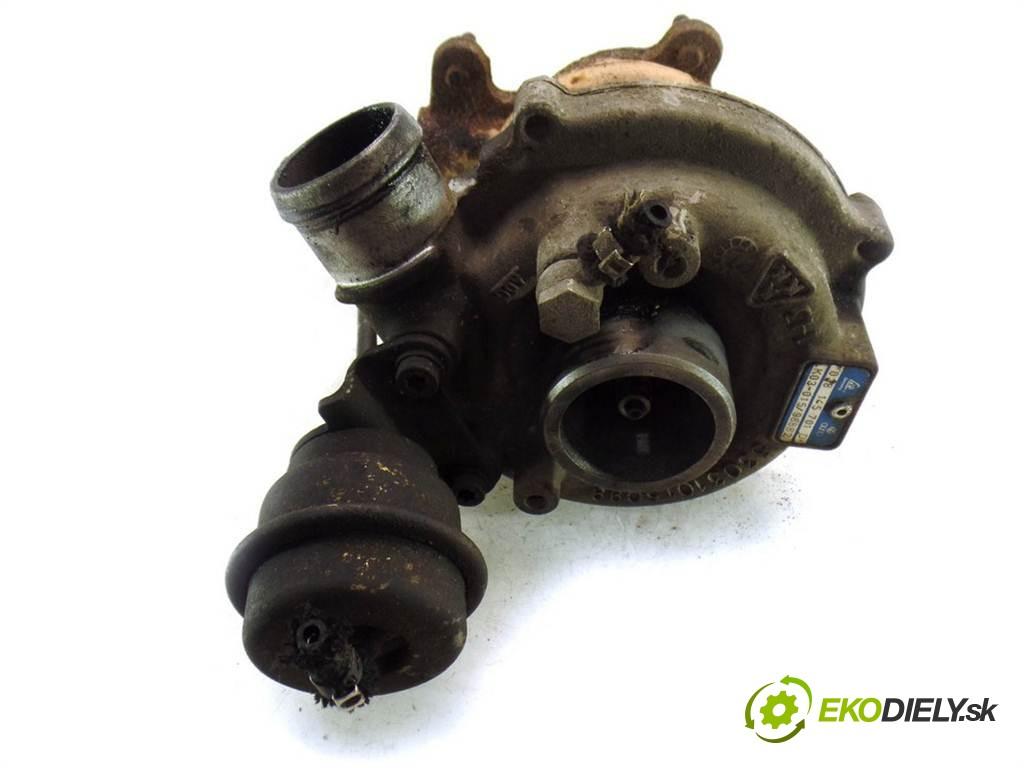 turbodúchadlo,turbo 038145701D Skoda Octavia I       0
