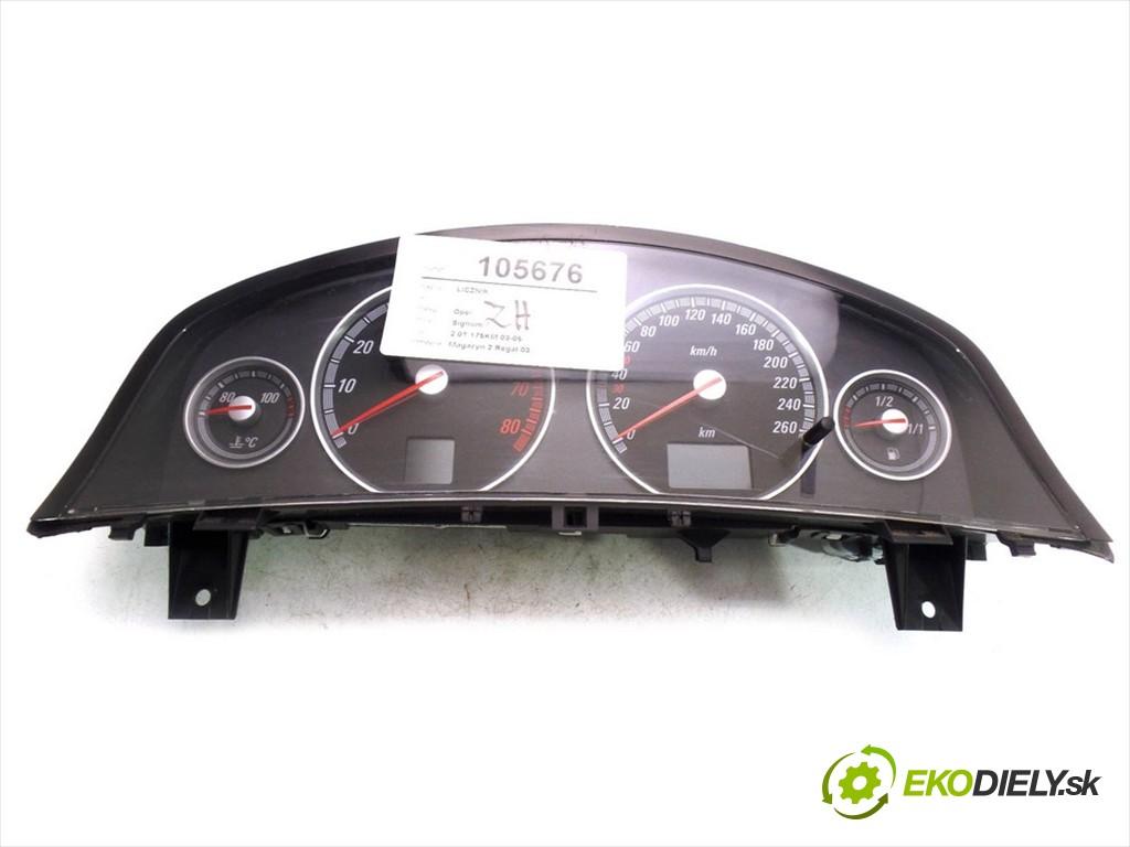 prístrojovka 13144229UE Opel Signum       0
