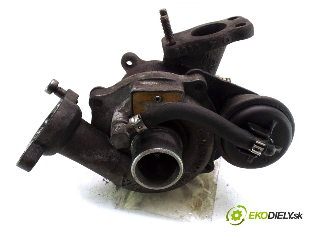 turbodúchadlo,turbo 54359710002 Ford Fusion LIFT       0