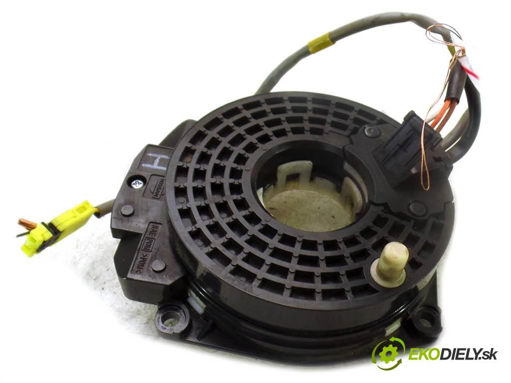 krúžok, slimák airbag  Nissan NP300       0