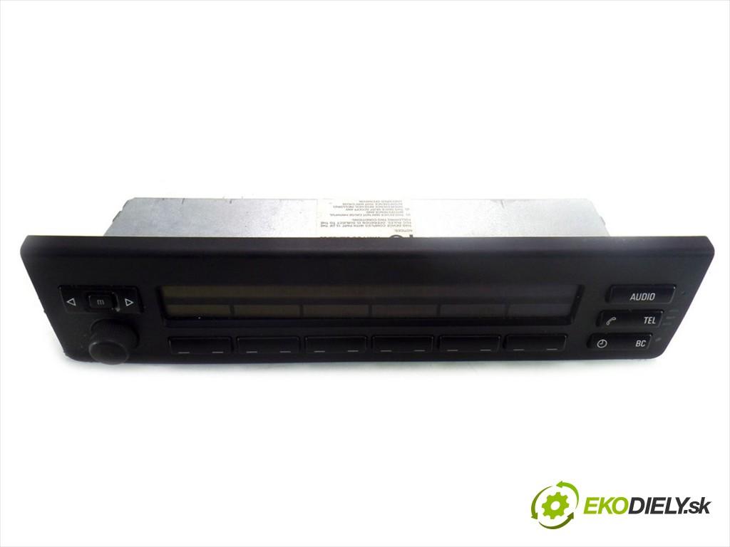 dislpej panel radia 826914606 BMW X5       0