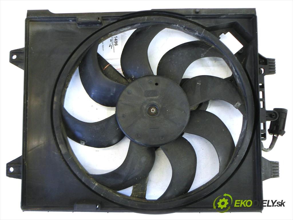 ventilátor chladiča 51787113 Fiat 500       0