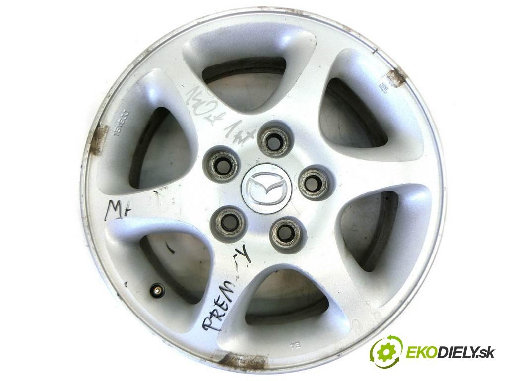 disk - 15  Mazda Premacy       0