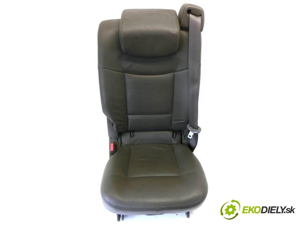 sedadlo zadný  Renault Espace IV       0