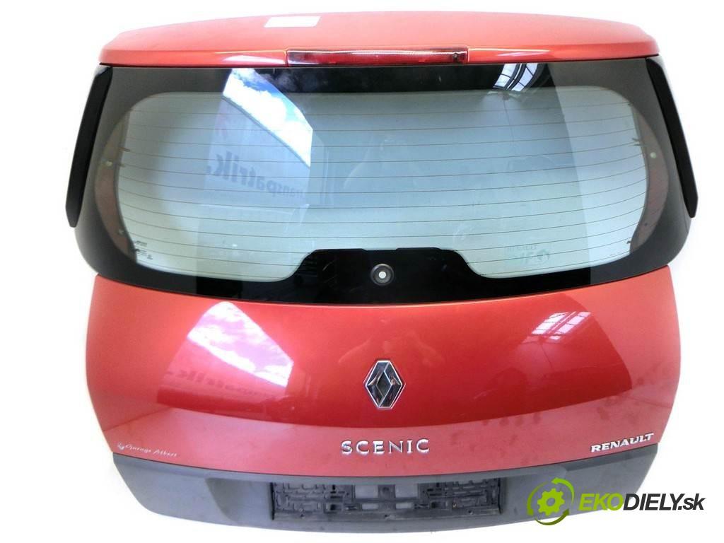 zadná kapota  Renault Grand Scenic II LIFT       0