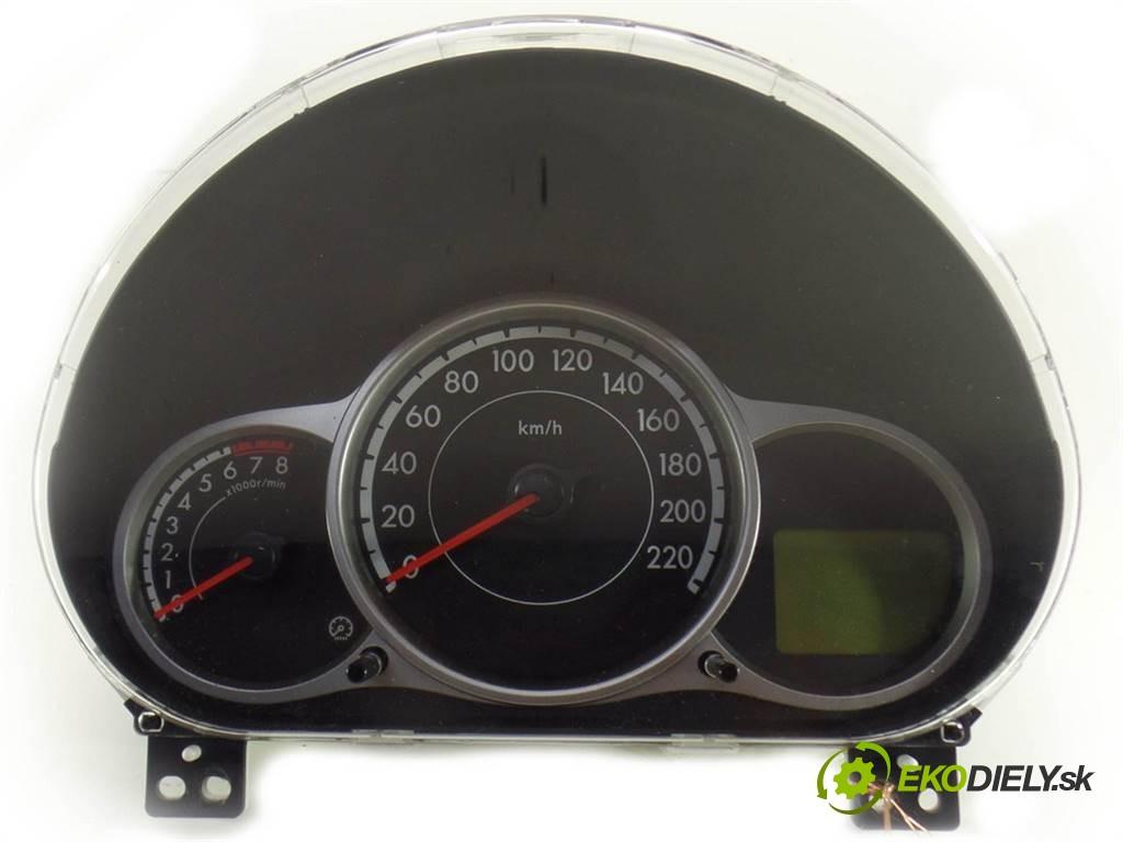 prístrojovka  Mazda 2 II LIFT       0