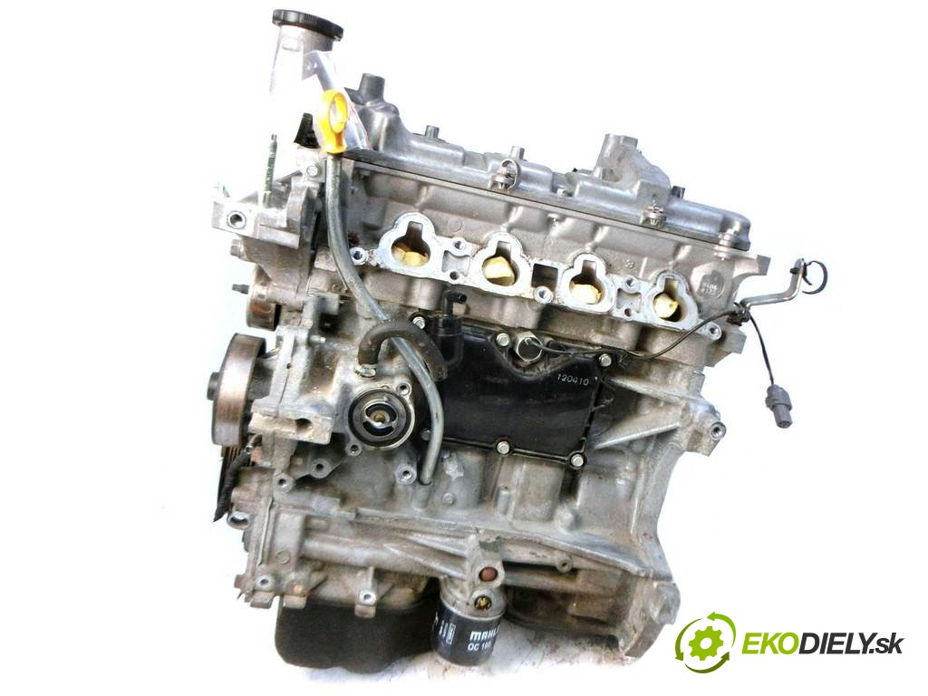 motor ZJ -VE Mazda 2 II LIFT       0