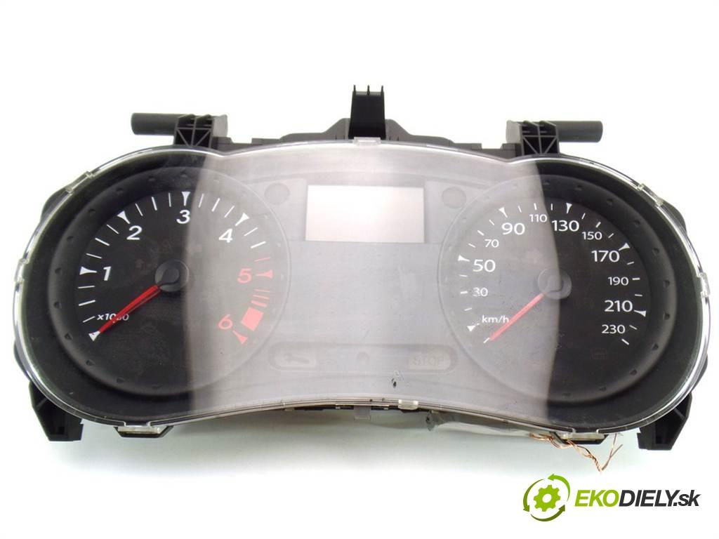 prístrojovka 8201060289B Renault Clio III LIFT       0