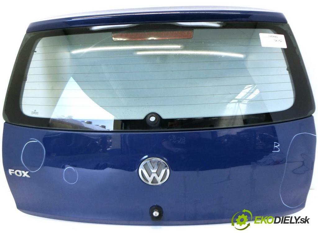 zadná kapota  Volkswagen Fox       0