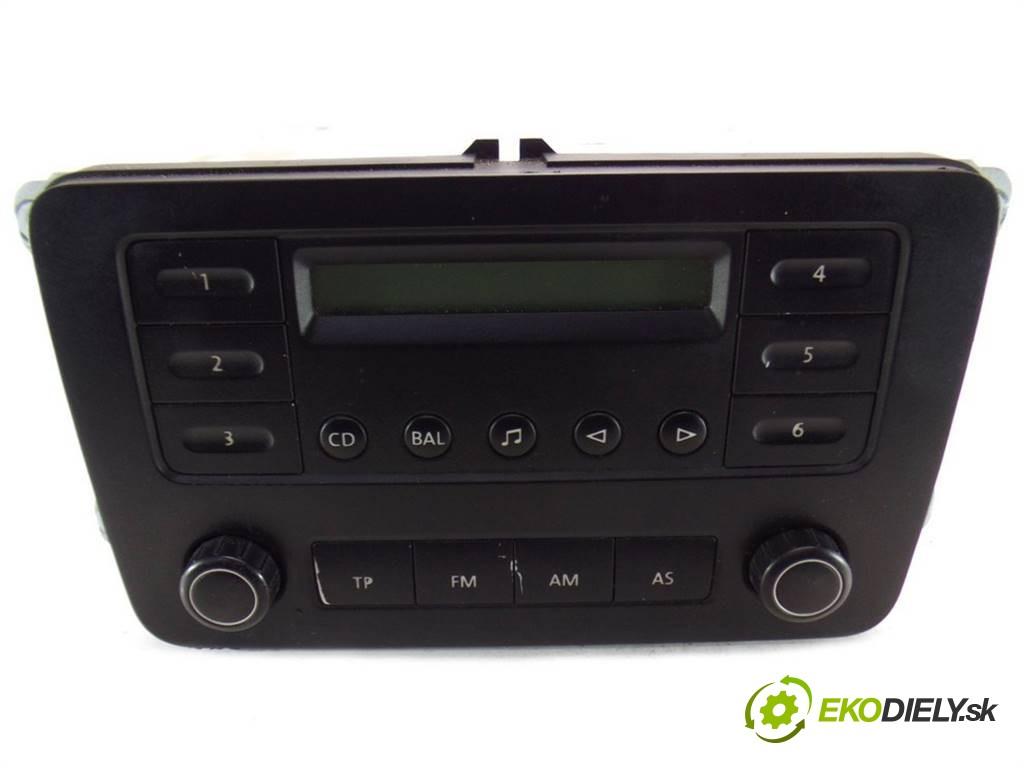 radio 1K0035153C Volkswagen Caddy       0