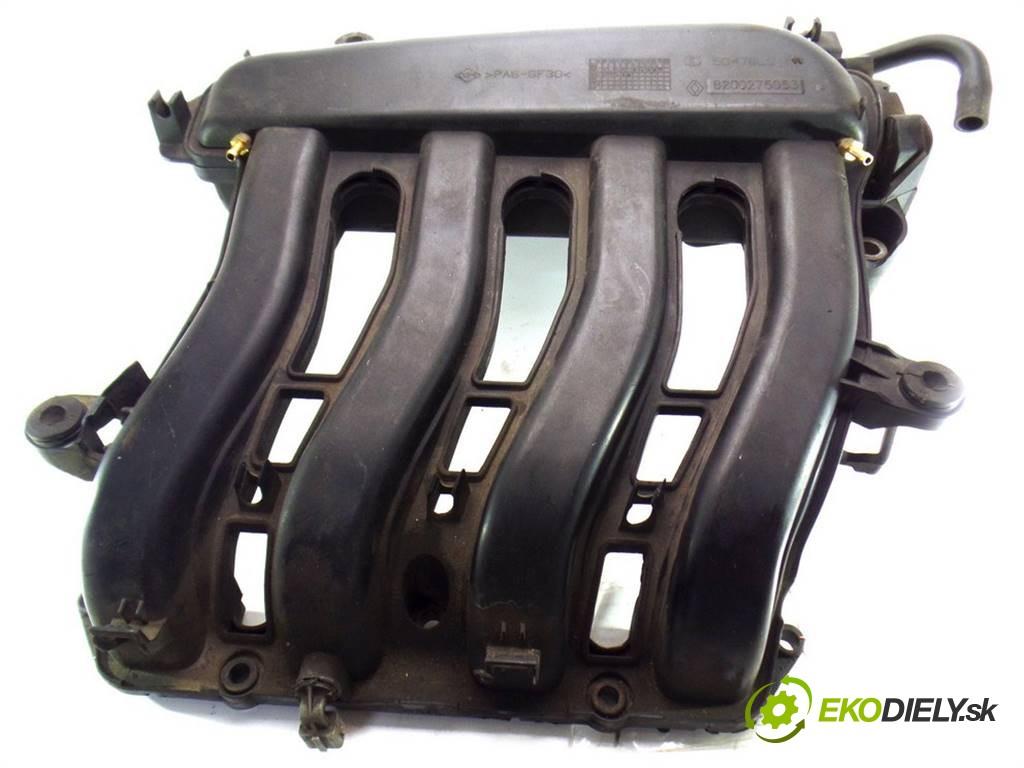 potrubie sacie, sanie 8200275053 Renault Megane II       0