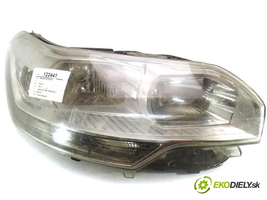 svetlo pravy  Citroen C5 III       0