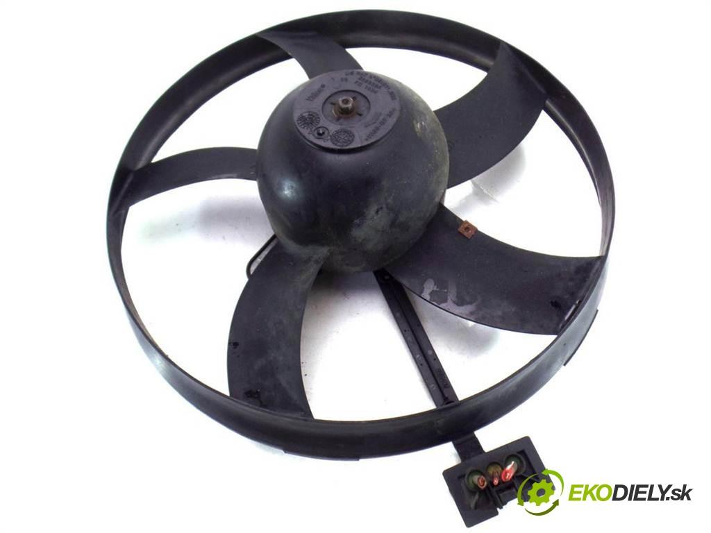 ventilátor chladiča  Skoda Fabia       0