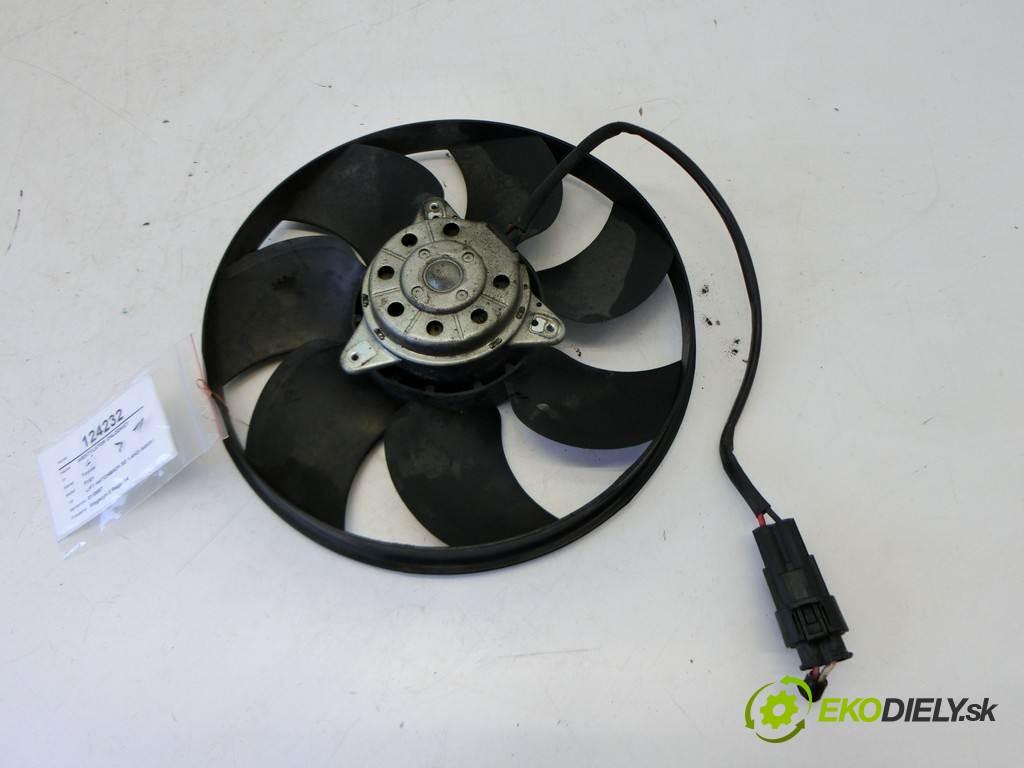 ventilátor chladiče  Toyota Aygo       0