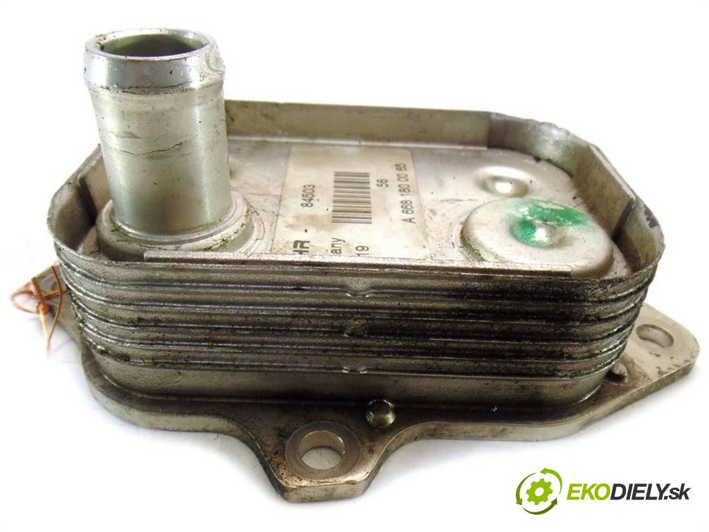 chladič oleja A6681800065 Mercedes-Benz W168       0